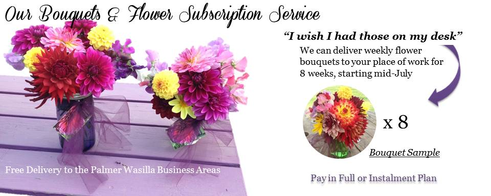 Our Bouquets & Flower Subscription Service