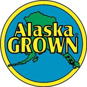 Alaska Grown Logo